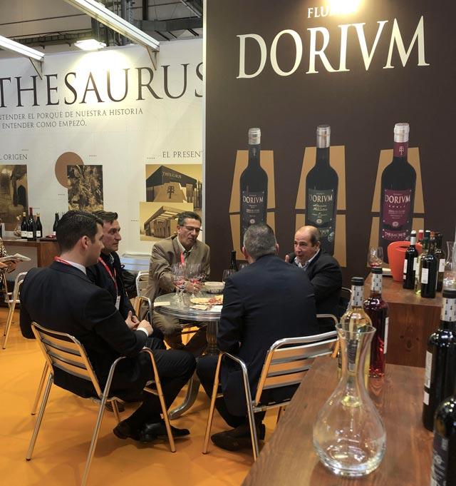 Bodegas Thesaurus amplía sus acuerdos de exportación en Barcelona Wine Week 2020