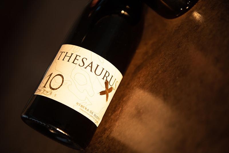 Thesaurus X, un vino con ganas de viajar