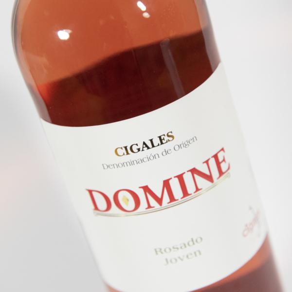 Botella Domine Rosado