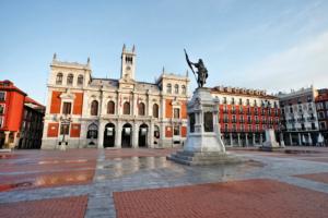 Foto de la plaza Mayor. Créditos: Ayuntamiento de Valladolid
